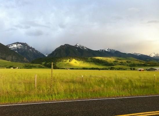 Pine Creek Montana