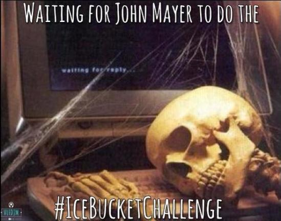 Waiting for IceBucket